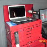 Mobile Diagnostics Machine
