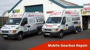 Mobile Gearbox Repairs Dublin