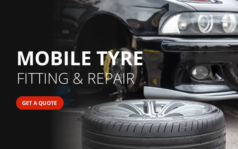 Mobile Tyre Fitting Dublin