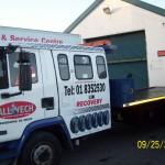 Allvech 24/7 Recovery Truck in Dublin