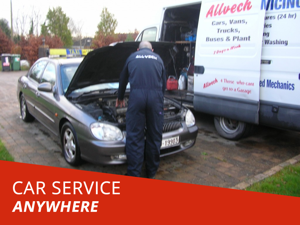 Car Servicing Anywhere Foxrock