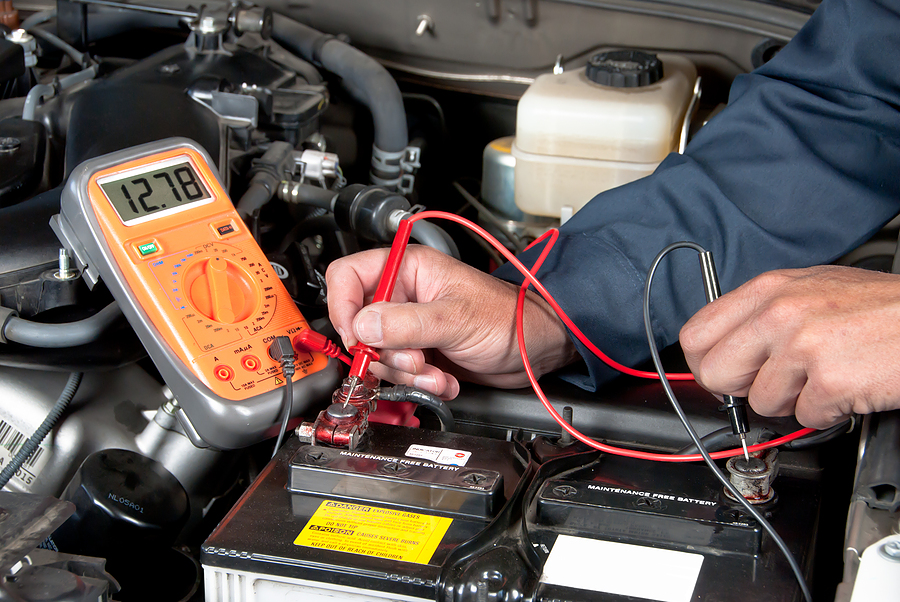 Car Battery Replacement Dublin